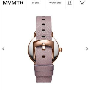 MVMT Accessories - MVMT Bloom Series 36mm - Guilded Lilac